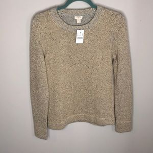 J Crew Wool Sweater Size XS New With Tags